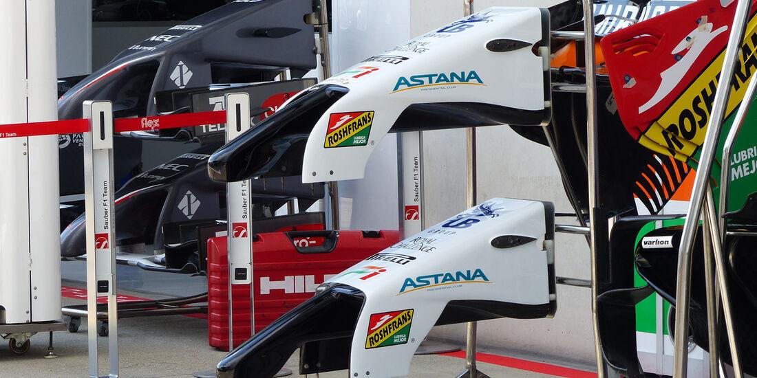 Force India - Formel 1 - GP Österreich - 18. Juni 2014