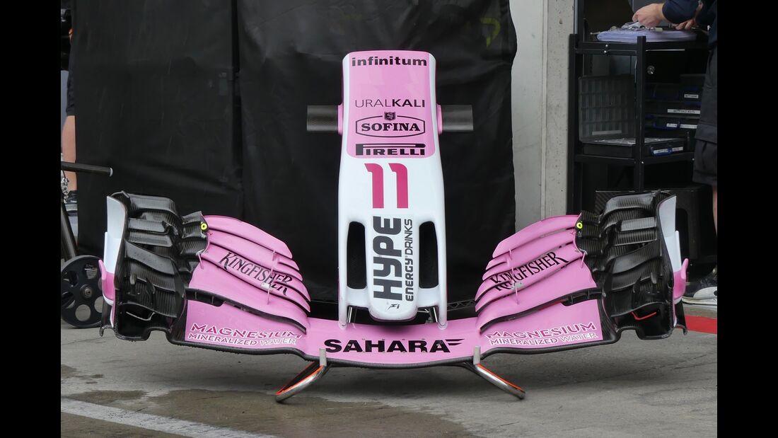 Force India - Formel 1 - GP Österreich - 28. Juni 2018