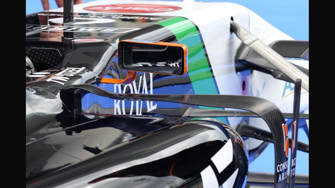 Force India - Formel 1 - GP Österreich - Spielberg - 20. Juni 2014