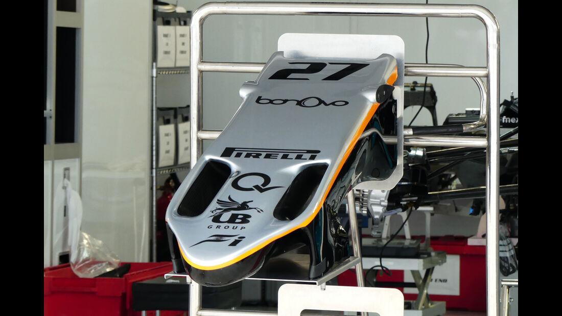 Force India  - Formel 1 - GP Russland - 27. April 2016