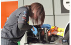 Force India - Formel 1 - GP Russland - Sochi - 9. Oktober 2014