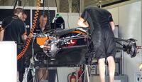 Force India - Formel 1 - GP Russland - Sochi - Donnerstag - 8.10.2015