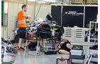 Force India - Formel 1 - GP Russland - Sochi - Mittwoch - 7.10.2015