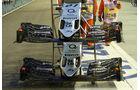 Force India - Formel 1 - GP Singapur - 17. September 2015