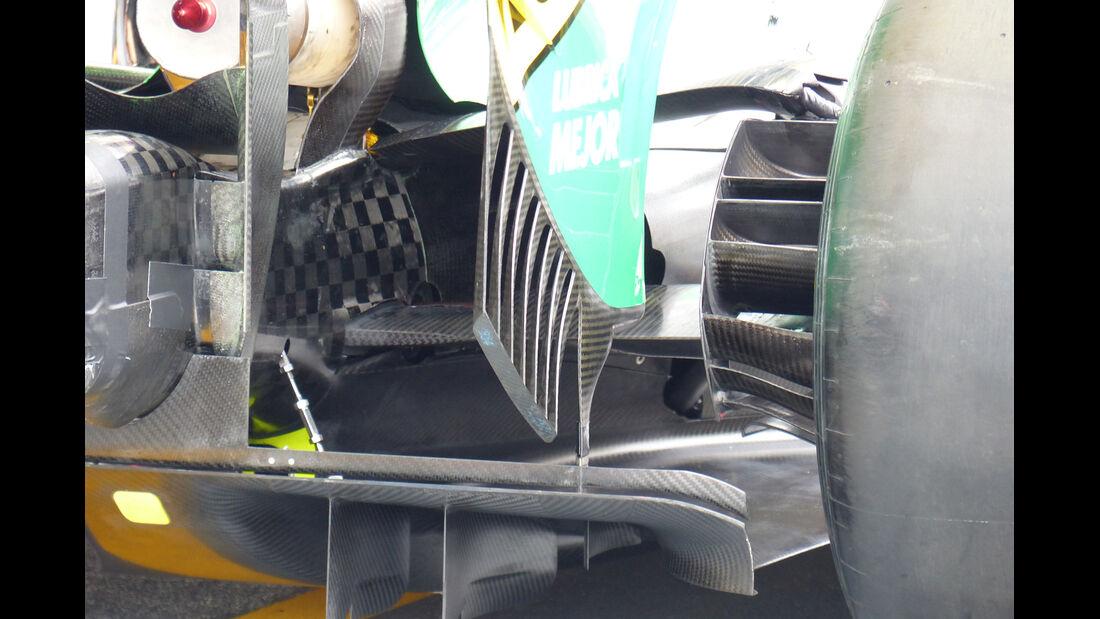 Force India - Formel 1 - GP Singapur - 20. September 2014