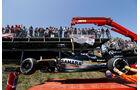 Force India - Formel 1 - GP Spanien 2016