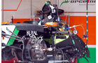 Force India - Formel 1 - GP USA - 29. Oktober 2014