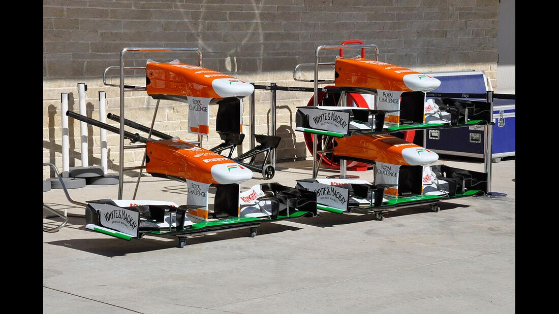 Force India - Formel 1 - GP USA - Austin - 13. November 2013