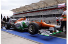 Force India - Formel 1 - GP USA - Austin - 15. November 2012