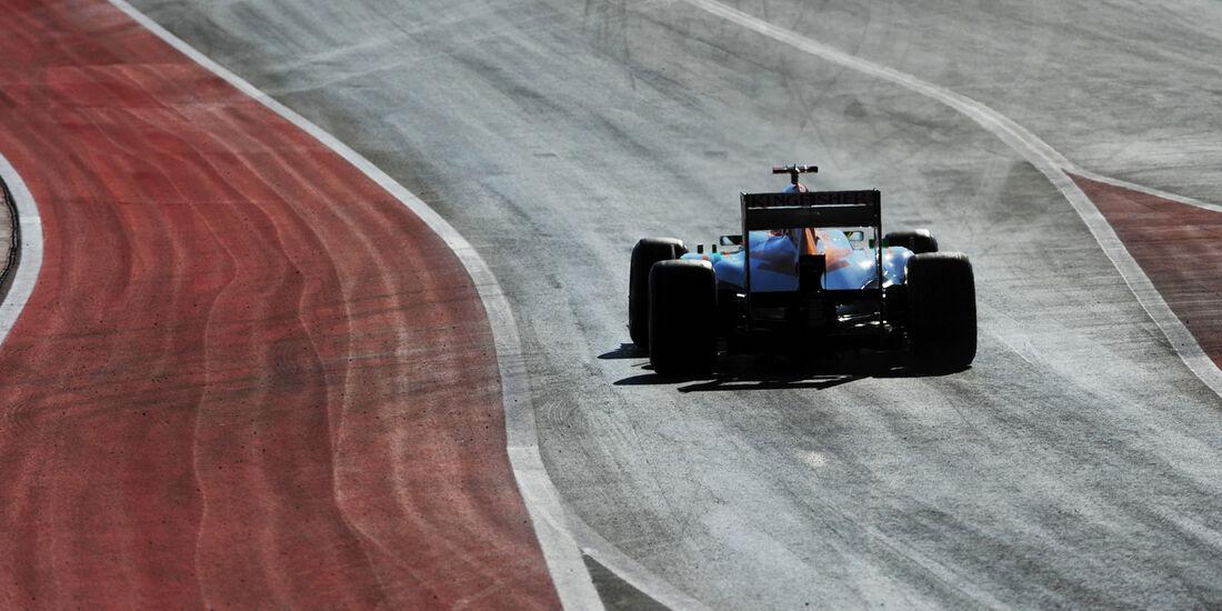 Force India - Formel 1 - GP USA - Austin - 16. November 2012