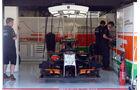 Force India - Formel 1 - GP Ungarn - 25. Juli 2014