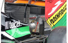 Force India - Formel 1 - Technik - GP Belgien 2014