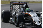 Force India - Formel 1 - Technik - GP Malaysia / GP Japan - 2016