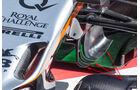 Force India - Formel 1-Technik - GP Österreich 2015