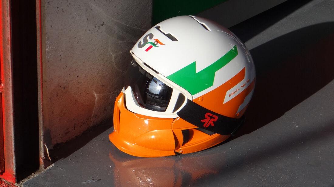 Force India - Formel 1 - Test - Barcelona - 2. März 2013