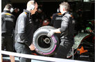 Force India - Formel 1-Test - Barcelona - 3. März 2016