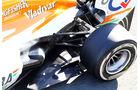 Force India, Formel 1-Test, Jerez, 7.2.2013