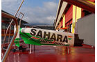 Force India - Formel 1-Test - Mugello - 1. Mai 2012