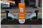 Force India Frontflügel 2013 / 2014