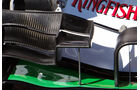 Force India Frontflügel - Formel 1 - GP Monaco - 22. Mai 2013