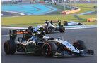 Force India - GP Abu Dhabi 2015