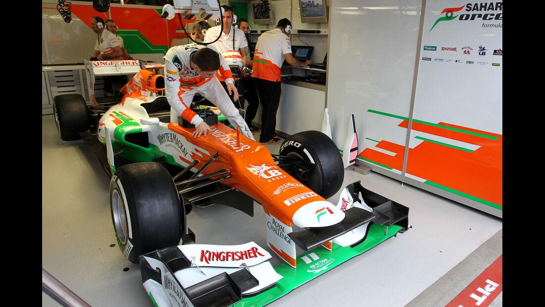Force India GP Australien 2012