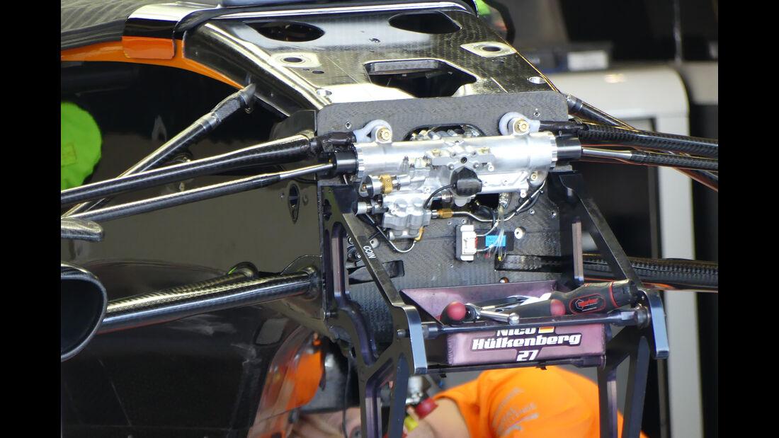 Force India - GP Australien - Melbourne - 16. März 2016