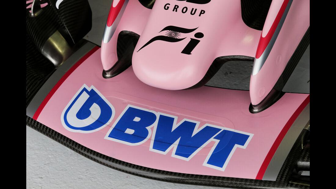 Force India - GP Australien - Melbourne - 24. März 2017