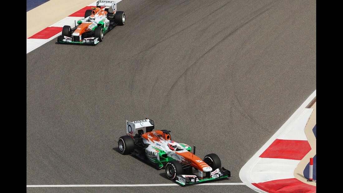 Force India GP Bahrain 2013