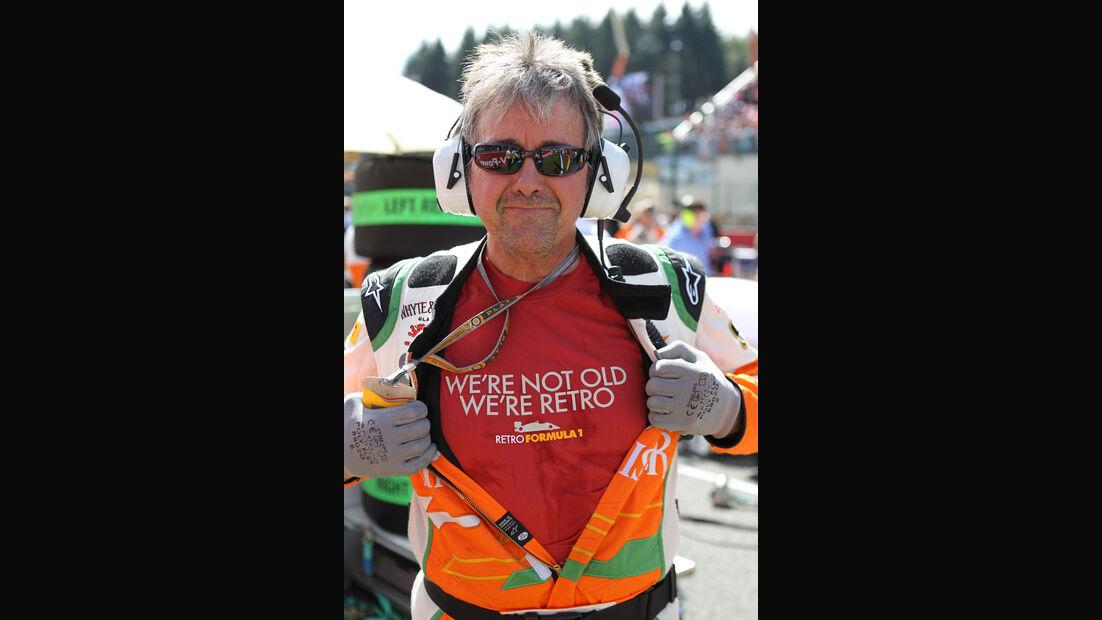 Force India - GP Belgien 2012