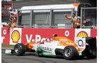 Force India GP Belgien 2012