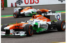 Force India - GP Belgien 2013