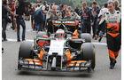 Force India - GP Belgien 2014