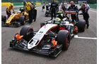 Force India - GP Belgien 2016