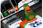 Force India - GP Brasilien - 24. November 2011