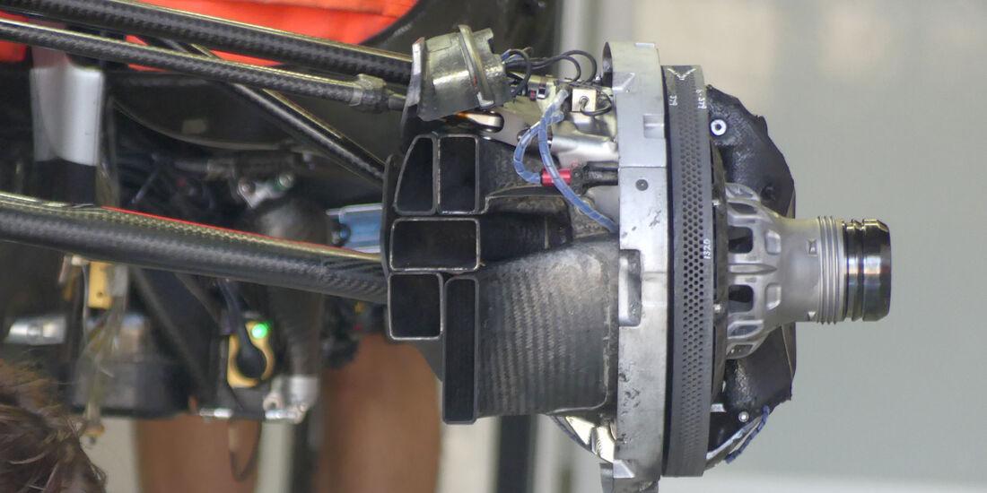 Force India - GP Brasilien - Sao Paulo - Interlagos - Donnerstag - 10.11.2016