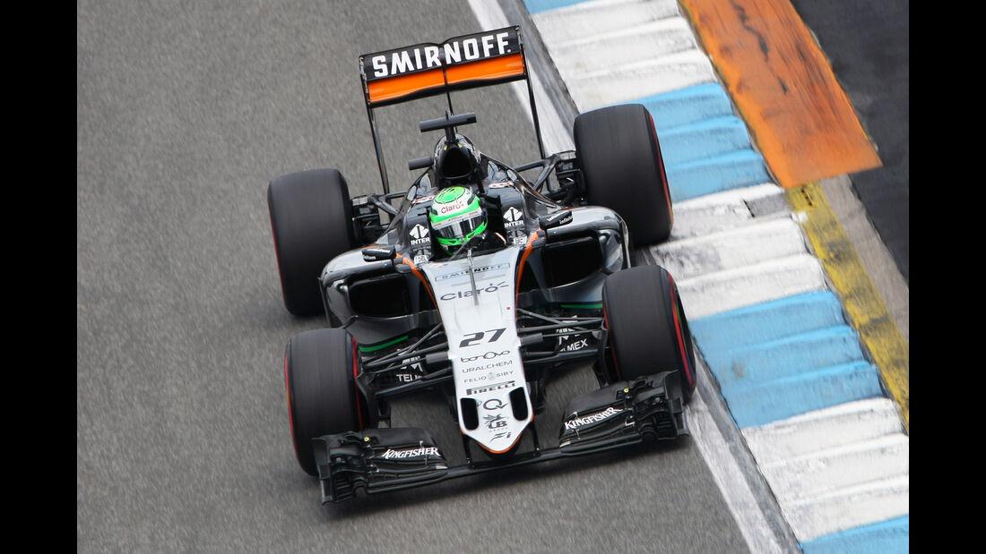 Force India - GP Deutschland 2016
