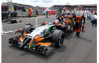 Force India - GP England 2014