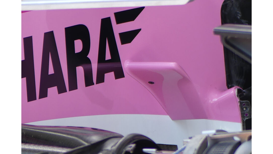 Force India - GP Frankreich - Paul Ricard - Formel 1 - 21. Juni 2018