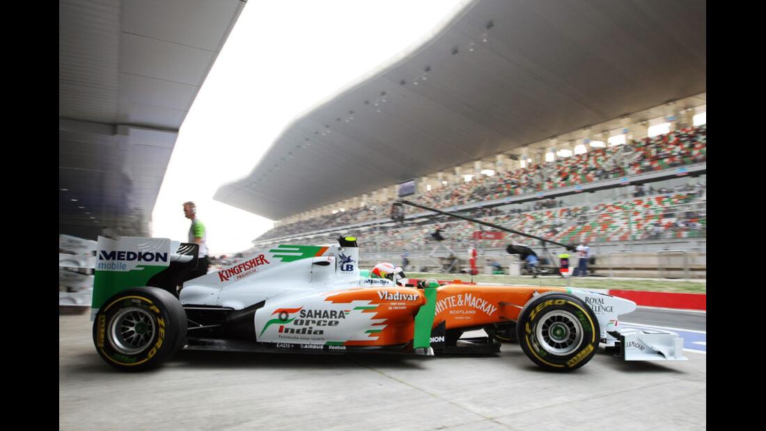 Force India GP Indien 2011
