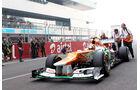 Force India GP Indien 2012