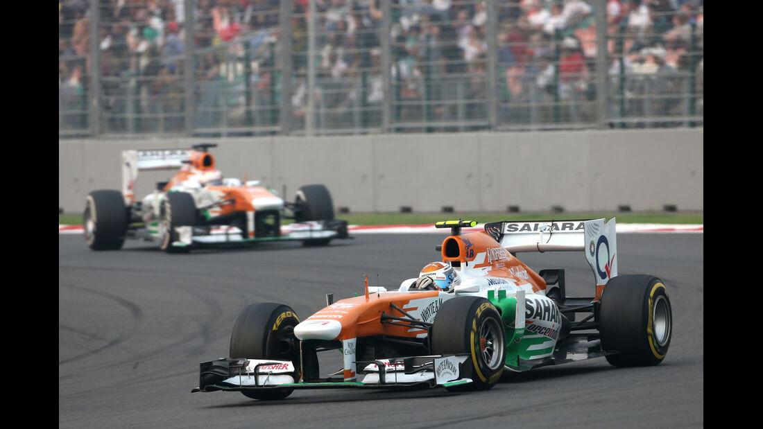 Force India - GP Indien 2013