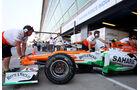 Force India GP Italien 2012