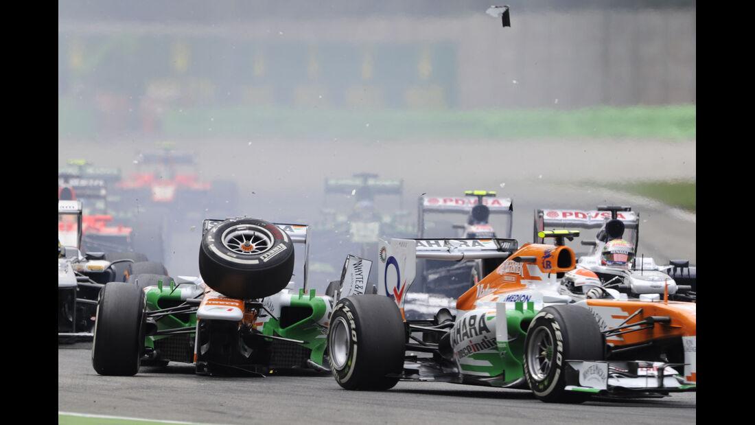 Force India - GP Italien 2013