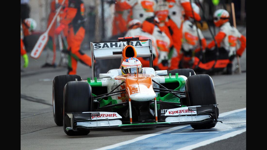 Force India GP Japan 2012