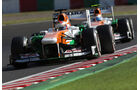 Force India - GP Japan 2013