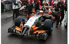 Force India - GP Japan 2014