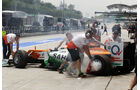 Force India - GP Malaysia 2012
