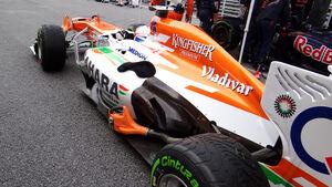 Force India GP Malaysia 2013