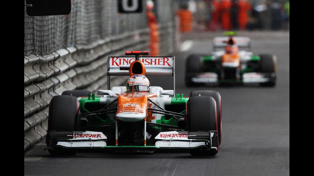 Force India - GP Monaco 2012